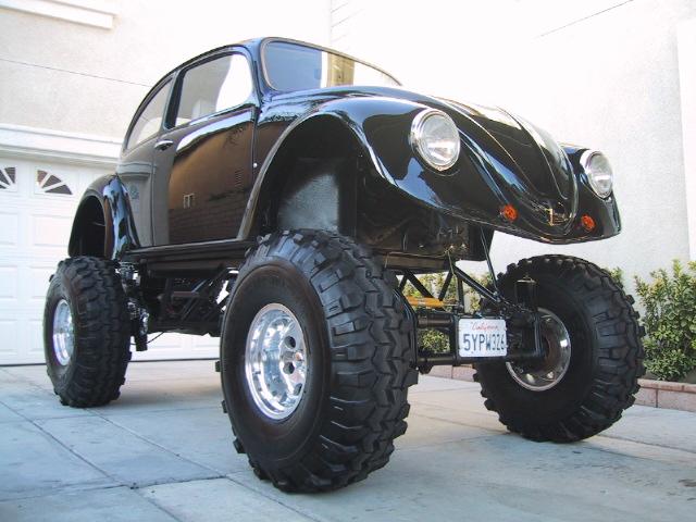 Volkswagen Bug Monster