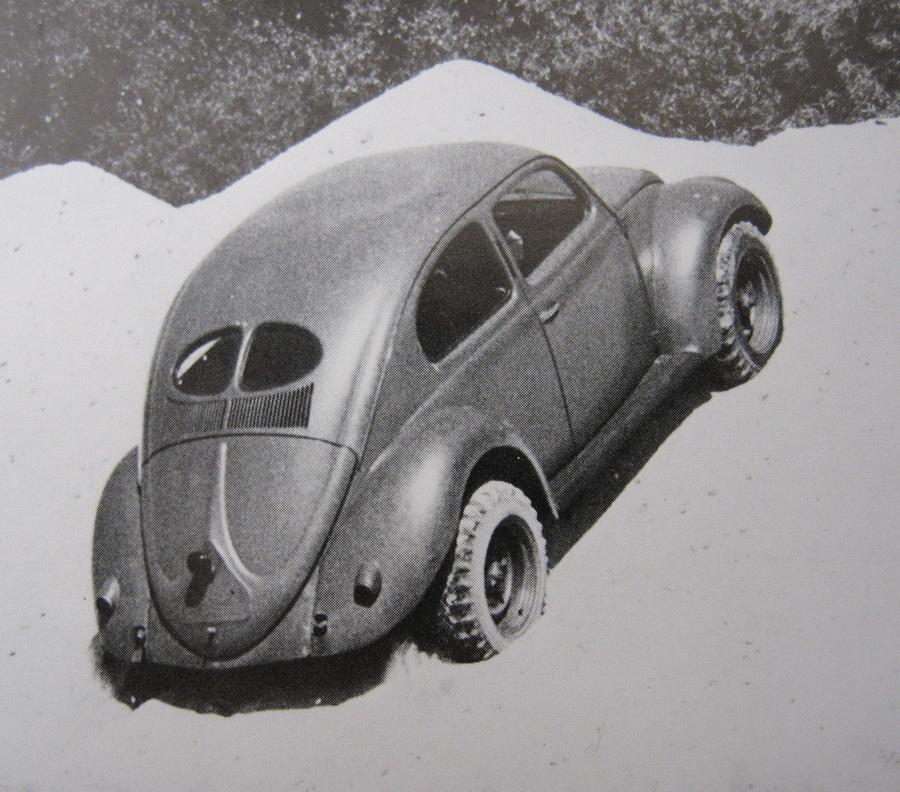 Volkswagen Kommandeurwagen