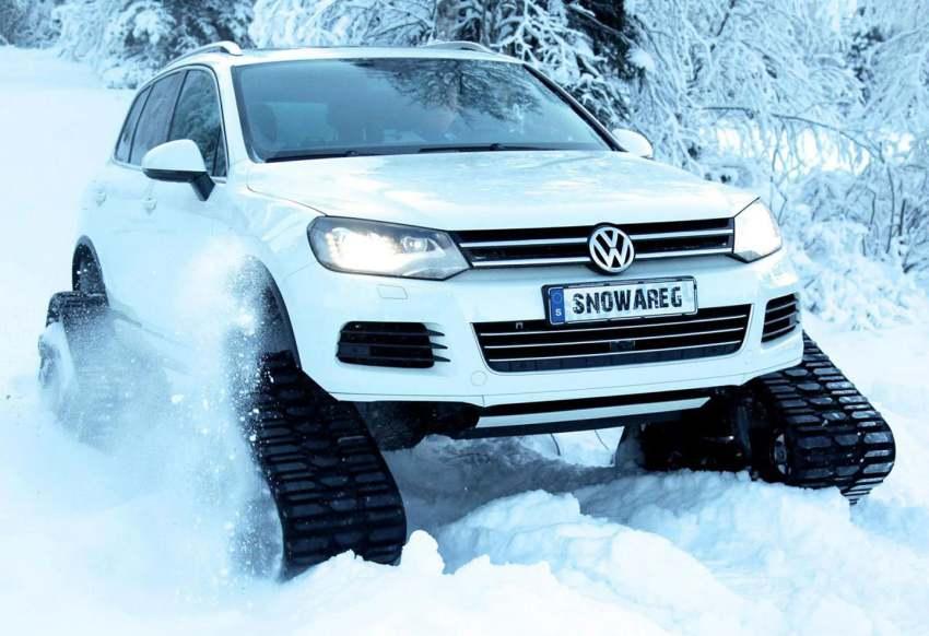 Volkswagen Snowareg