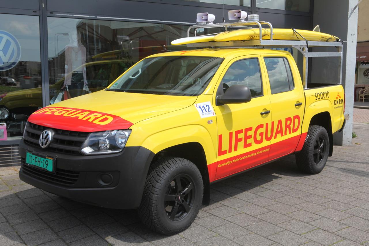 Volkswagen Amarok Lifeguard
