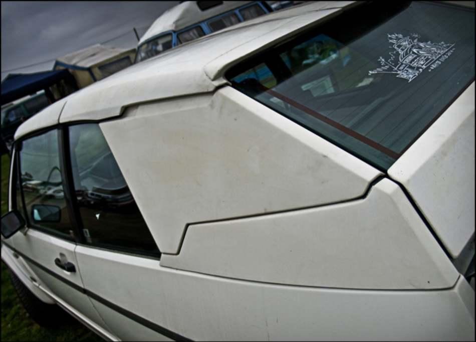 Volkswagen Golf mk1 cabrio hardtop