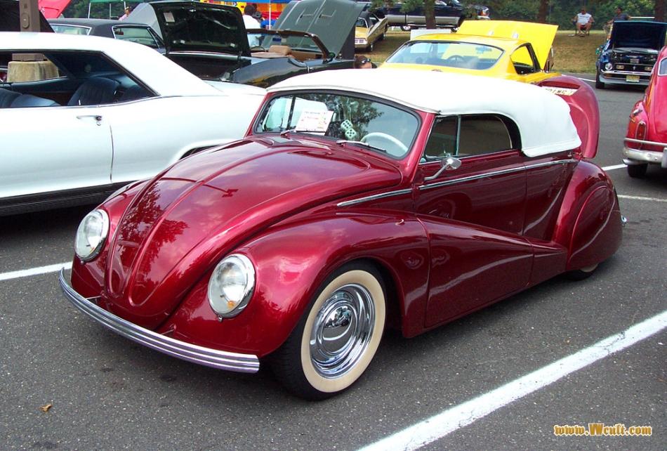 Volkswagen Beetle custom 1966