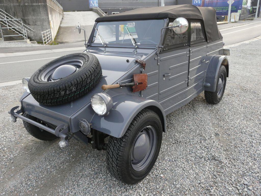 replica volkswagen kubelwagen