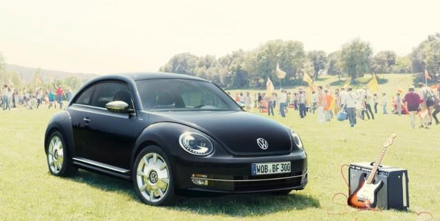 Volkswagen NewBeetle Fender Edition
