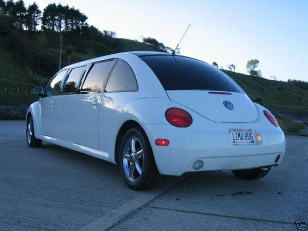 Volkswagen NewBeetle limo