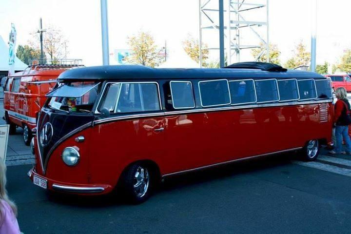 Volkswagen T1 limo