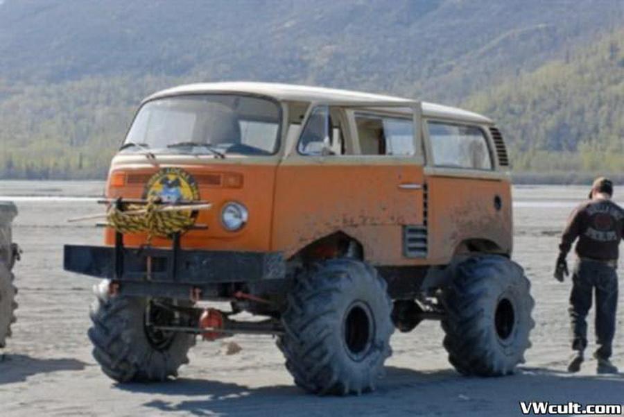 Volkswagen Transporter Offroad